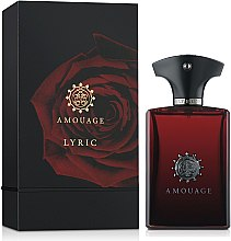 Düfte, Parfümerie und Kosmetik Amouage Lyric Man - Eau de Parfum