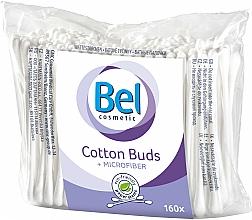 Düfte, Parfümerie und Kosmetik Mikrofaser-Wattestäbchen 160 St. - Bel Cotton Buds