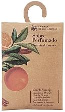 Düfte, Parfümerie und Kosmetik Duftbeutel Orange und Zimt - La Casa de Los Botanical Essence Cinnamon Orange