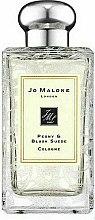 Düfte, Parfümerie und Kosmetik Jo Malone Peony and Blush Suede Daisy Leaf Design Limited Edition - Eau de Cologne