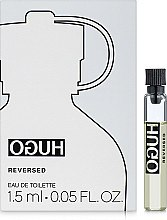 Düfte, Parfümerie und Kosmetik Hugo Boss Hugo Reversed - Eau de Toilette (Probe)