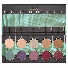 Düfte, Parfümerie und Kosmetik Lidschattenpalette - Zoeva Offline Eye Shadow Palette