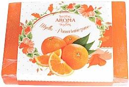 Düfte, Parfümerie und Kosmetik Handgemachte Naturseife Orange - Delicate Organic Aroma Soap