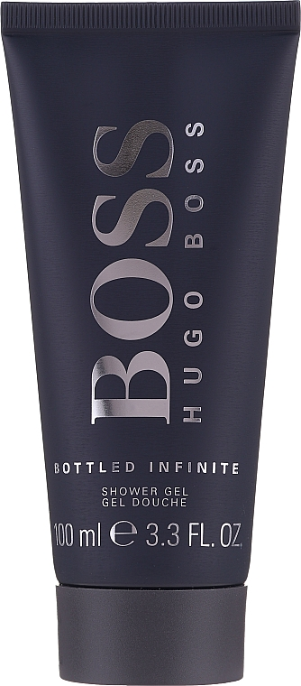 Hugo Boss Boss Bottled Infinite - Duftset (Eau de Parfum 50ml + Duschgel 100ml) — Bild N3