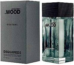 Düfte, Parfümerie und Kosmetik Dsquared2 He Wood Cologne - Eau de Cologne