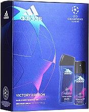 Düfte, Parfümerie und Kosmetik Adidas UEFA Champions League Victory Edition - Duftset (Deodorant/150ml+Duschgel/250ml)