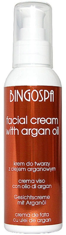 Gesichtscreme mit Gold aus Marokko - BingoSpa Face Cream With Gold Morocco — Bild N1