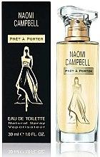 Düfte, Parfümerie und Kosmetik Naomi Campbell Pret a Porter - Eau de Toilette
