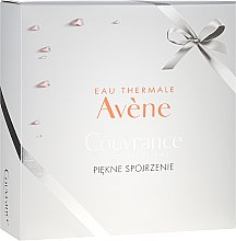 Düfte, Parfümerie und Kosmetik Gesichtspflegeset - Avene Couvrance (3in1 Make-up Entferner 200ml + Wimperntusche 7ml)