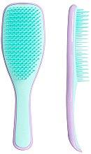 Düfte, Parfümerie und Kosmetik Haarbürste lila-minzgrün - Tangle Teezer The Wet Detangler Lilac&Mint