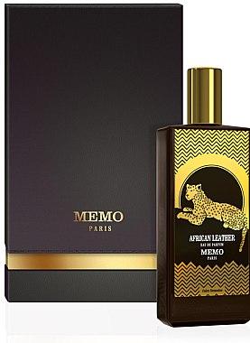 Memo African Leather - Eau de Parfum — Bild N2
