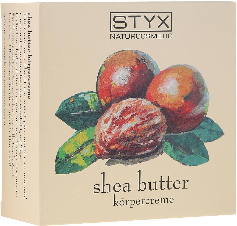 Körpercreme mit Sheabutter - Styx Naturcosmetic Body Cream — Bild N5
