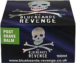 Düfte, Parfümerie und Kosmetik Beruhigender After Shave Balsam - The Bluebeards Revenge Post Shave Balm