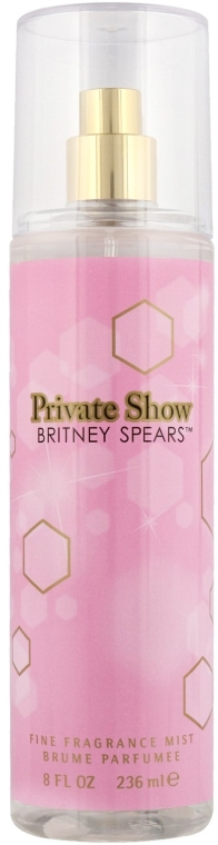 Britney Spears Private Show - Parfümierter Körpernebel