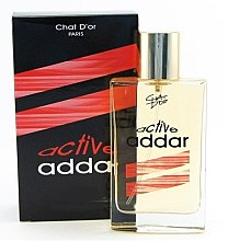 Düfte, Parfümerie und Kosmetik Chat D'or Active Addar - After Shave Balsam