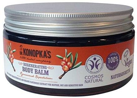 Regenerierender Körperbalsam mit Bio Sanddorn und Moltebeere - Dr. Konopka's Regenerating Body Balm — Bild N1