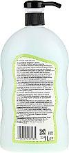 2in1 Shampoo und Duschgel für Kinder mit grünem Apfelduft und Aloe Vera-Extrakt - Bluxcosmetics Naturaphy Hair & Body Wash — Bild N2