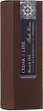 Bath House Cuban Cedar & Lime - Duftset (Eau de Cologne 100ml + Duschgel 260ml + Bartöl 30ml) — Bild N8
