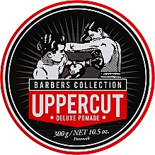 Haarpomade Starker Halt - Uppercut Deluxe Pomade Barber Tin — Bild N4
