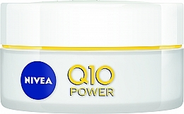Düfte, Parfümerie und Kosmetik Feuchtigkeitsspendende Anti- Falten Tagescreme für normale und trockene Haut - Nivea Visage Anti Wrinkle Q10 Plus SPF15
