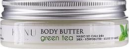 Düfte, Parfümerie und Kosmetik Pflegende Körperbutter mit grünem Tee - Kanu Nature Green Tea Body Butter