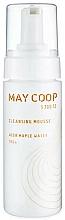 Düfte, Parfümerie und Kosmetik Reinigende Gesichtsmousse - May Coop Cleansing Mousse Acer Maple Water 100%