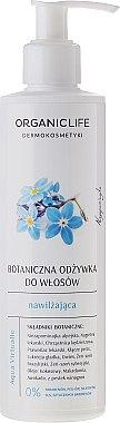 Haarspülung - Organic Life Dermocosmetics Aqua Virtualle Botanical Moisturizing Hair Conditioner — Bild N1