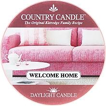 Düfte, Parfümerie und Kosmetik Duftkerze Daylight Welcome Home - Country Candle Daylight