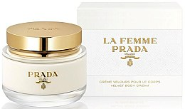 Düfte, Parfümerie und Kosmetik Prada La Femme Prada Velvet Body Cream - Körpercreme