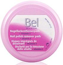 Düfte, Parfümerie und Kosmetik Nagellackentfernerpads mit Vitamin E - Bel Premium Wet Nail Polish Remover Pads