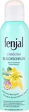 Düfte, Parfümerie und Kosmetik Sinnlicher Duschschaum mit Moringaöl und Tuberose - Fenjal Moringa Shower Mousse