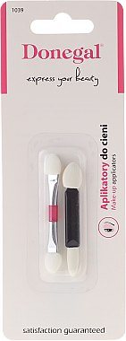 Lidschatten-Applikatoren 2 St. - Donegal Eyeshadow Applicator — Bild N1