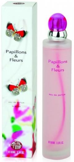 Real Time Papillons & Fleurs - Eau de Parfum — Bild N1