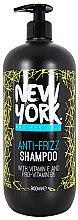 """Düfte, Parfümerie und Kosmetik Shampoo für alle Haartypen """"Kalina & Melisse"""" - I Love... New York Professional Anti Frizz Shampoo"""