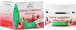 Düfte, Parfümerie und Kosmetik Nährende Gesichtscreme mit Granatapfelextrakt - Bione Cosmetics Pomegranate Nourishing Multi-Active Cream With Antioxidants