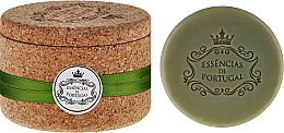 Düfte, Parfümerie und Kosmetik Naturseifen Eucalyptus in Schmuck-Box - Essencias De Portugal Cork Jewel-Keeper Eucaliptus Tradition Collection