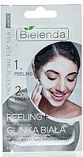 Düfte, Parfümerie und Kosmetik Enzympeeling + Weißer Ton für trockene und empfindliche Haut - Bielenda Professional Formula