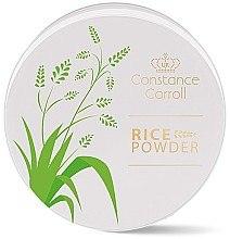 Düfte, Parfümerie und Kosmetik Loser mattierender Reispuder - Constance Carroll Rice Loose Powder