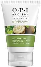 Düfte, Parfümerie und Kosmetik Beruhigendes Fußgel mit Teebaum-Extrakt und Kamille - O.P.I ProSpa Advanced Callus Softening Gel