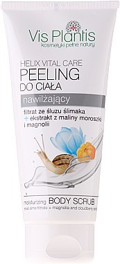 Feuchtigkeitsspendender Anti-Cellulite Körperscrub - Vis Plantis Helix Vital Care Moisturizing Creamy Body Scrub — Bild N1