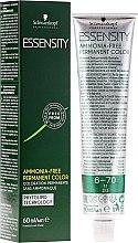 Düfte, Parfümerie und Kosmetik Ammoniakfreie permanente Haarfarbe - Schwarzkopf Professional Essensity Permanent Colour