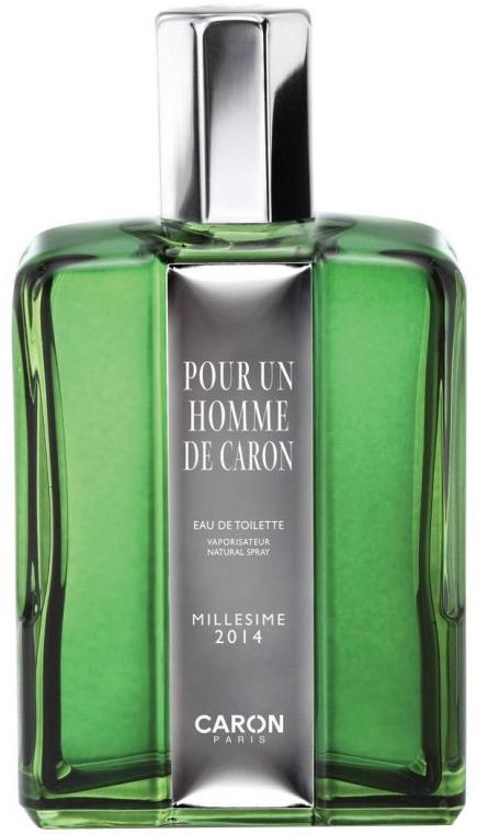 Caron Pour Un Homme Millesime 2014 - Eau de Toilette — Bild N1