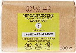 Düfte, Parfümerie und Kosmetik Hypoallergene Festseife mit Löwenzahnextrakt - Barwa Soap
