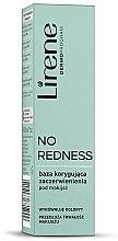 Düfte, Parfümerie und Kosmetik Make-up Base - Lirene No Redness