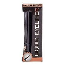 Düfte, Parfümerie und Kosmetik Flüssiger wasserfester Eyeliner - Makeup Revolution Liqued Eyeliner Waterproof