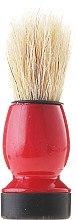 Düfte, Parfümerie und Kosmetik Rasierbürste 9572 rot - Donegal