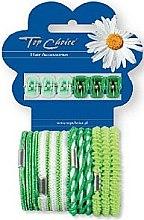 Düfte, Parfümerie und Kosmetik Haarschmuck-Set 28144 - Top Choice (Haarkrebse + Haargummis 6+12 St.)