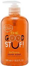 Düfte, Parfümerie und Kosmetik Flüssige Handseife mit Mandarinenduft - The Good Stuff Satsuma Hand Wash