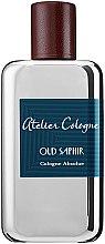 Düfte, Parfümerie und Kosmetik Atelier Cologne Oud Saphir - Eau de Cologne