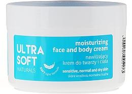 Düfte, Parfümerie und Kosmetik Feuchtigkeitsspendende Gesichts- und Körpercreme - Tolpa Ultra Soft Naturals Moisturising Face and Body Cream